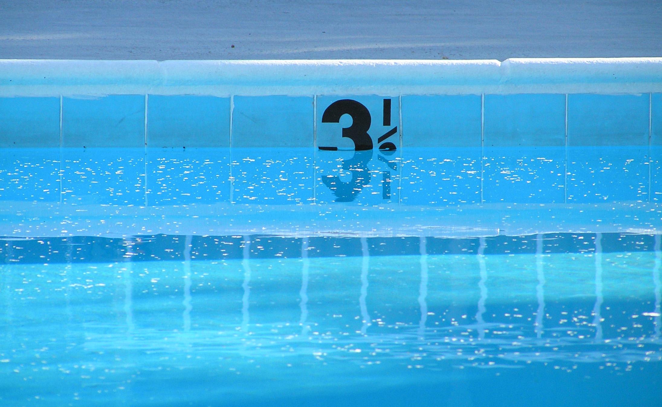 Profondit ideale della piscina e tipi di fondali - Piscina gonfiabile 2 metri ...