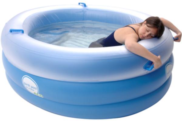Com 39 fatta la piscina per il parto in acqua - Piscine da comprare ...