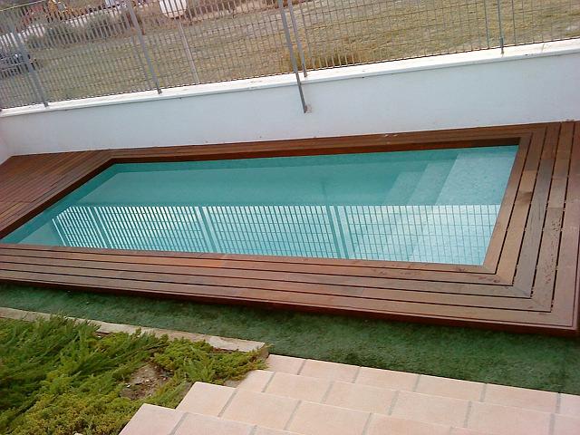 7 consigli di design per piscine di piccole dimensioni for Piscine da giardino design