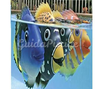 Gioco pesce tropicale 1000 piscine for Gioco di piscine