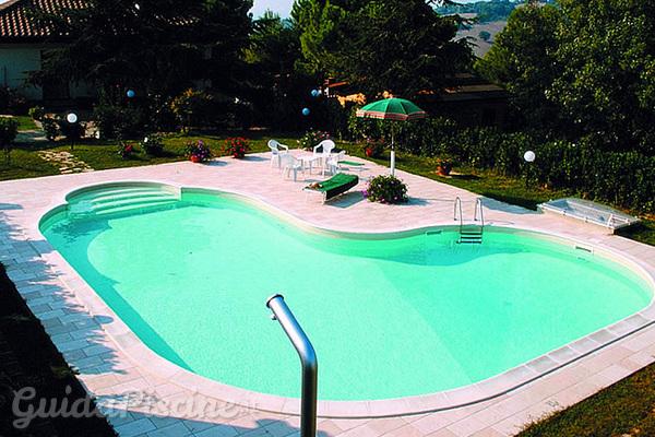 Come aiutare i clienti a scegliere la forma della piscina - Costi manutenzione piscina ...