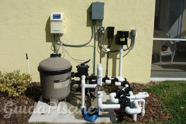 Come scegliere la dimensione della pompa e del filtro
