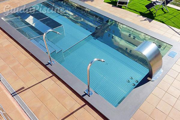piscine prefabbricate in acciaio inossidabile economiche