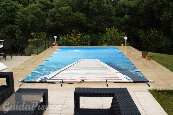 spesso Coperture invernali per piscine di design - GuidaPiscine.it KS86
