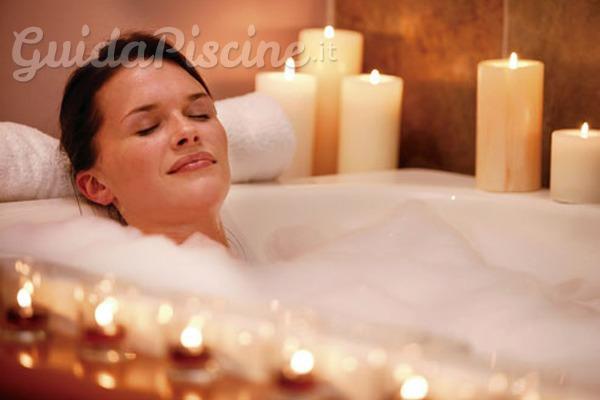 Come trasformare il tuo bagno in una spa