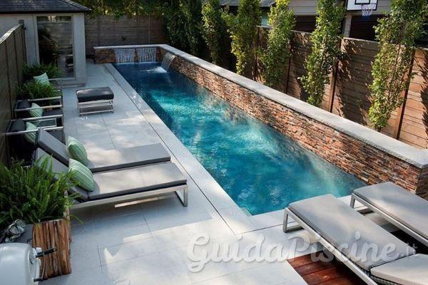 7 consigli di design per piscine di piccole dimensioni - GuidaPiscine.it