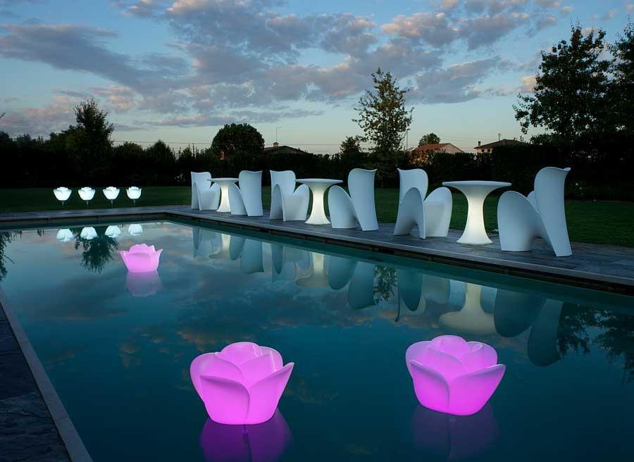 il faro a led magnetico per piscine fuori terra ForLuci Per Piscina Fuori Terra