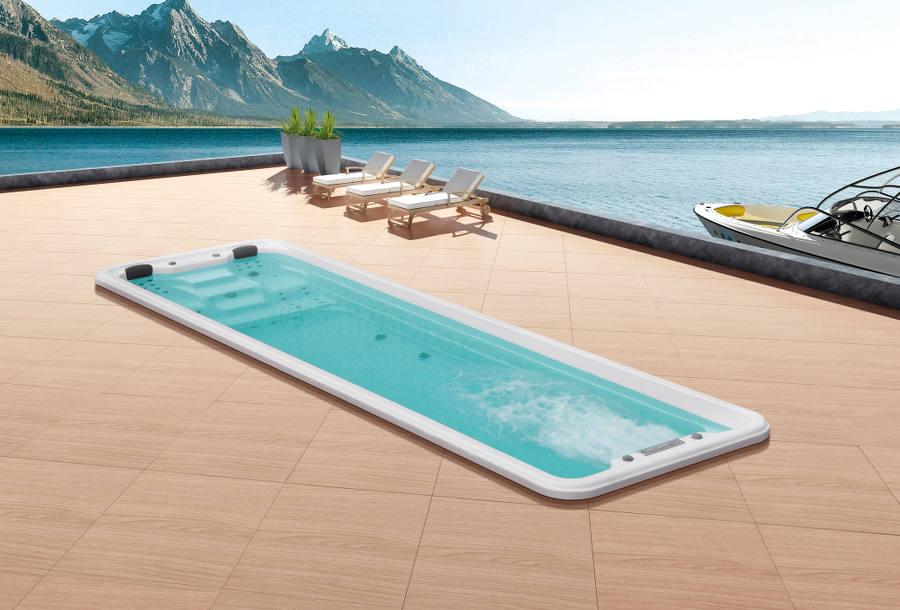 Soluzioni e segreti per piscine in terrazza - GuidaPiscine.it