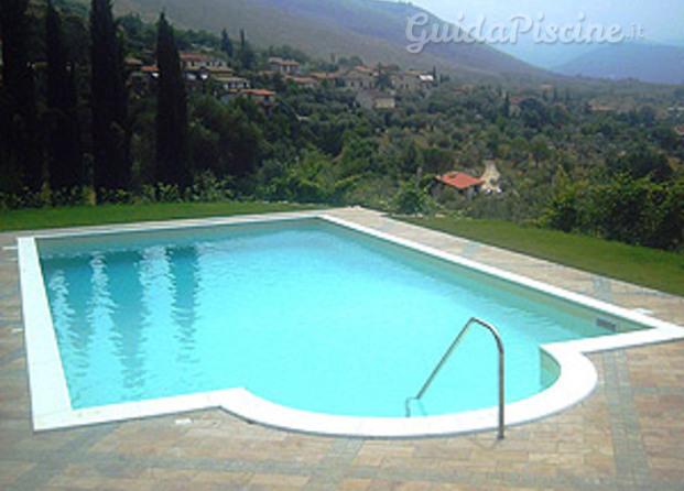 Romi piscine - Piscina in muratura ...