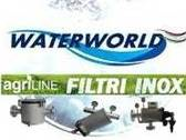 Water World-filtri inox Agriline