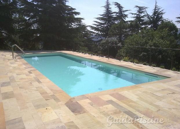 Rossato piscine for Piscina 3 re