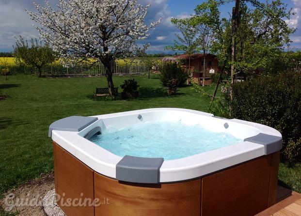 Immagini di aquazzura piscine - Piscina gonfiabile terrazzo ...