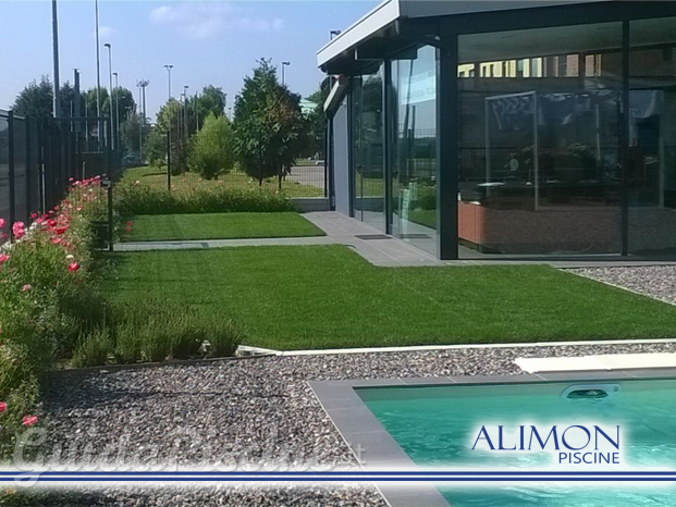 Alimon Showroom di Saronno