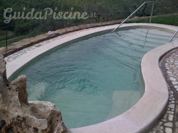 Aquart piscine e spa - Piscina a fagiolo ...