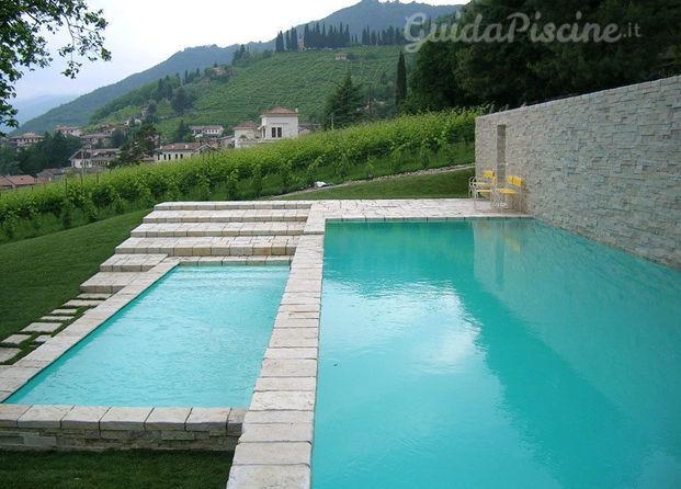 Immagini di giaretta italia - Piscina in muratura ...
