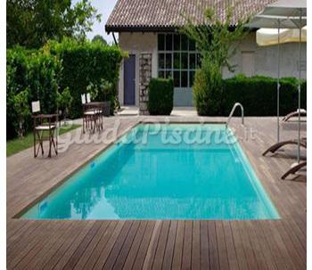 Piscina interrata classic busatta piscine for Piscine prefabbricate interrate prezzi