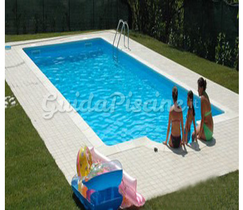 Piscina interrata classic busatta piscine for Busatta piscine