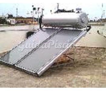 Piani selettivi sottovuoto per pannelli solari - Piscina san pietro in gu ...