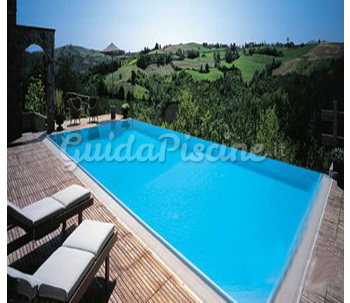 Linea infinity busatta piscine - Piscine busatta ...