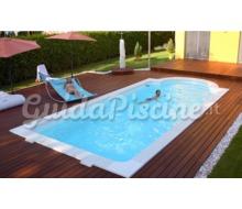 Piscina in vetroresina modello barbados palbo piscine - Prezzo piscina vetroresina ...