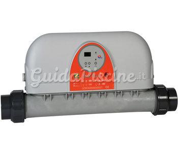 Aerazione forzata riscaldatori elettrici per acqua for Camini elettrici ad acqua prezzi