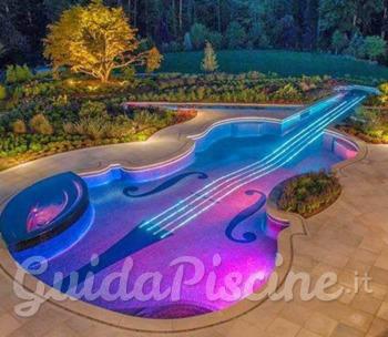Piscine di qualsiasi forma e dimensione - Immagini di piscine interrate ...
