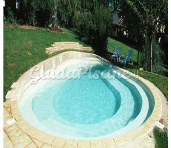 Piscina interrata sirena busatta piscine catalogo for Busatta piscine prezzi