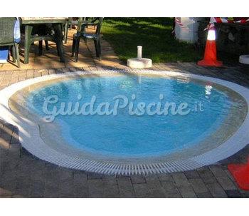 Piscina in vetroresina delta ninos sicuracque - Prezzo piscina vetroresina ...