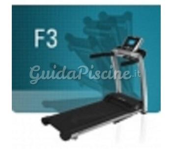 tapis roulant t3 foldable treadmil. Black Bedroom Furniture Sets. Home Design Ideas