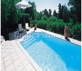 Piscina interrata family busatta piscine for Busatta piscine