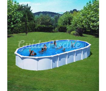 Piscina fuoriterra in acciao verde e acqua srl - Impianto filtrazione piscina prezzo ...