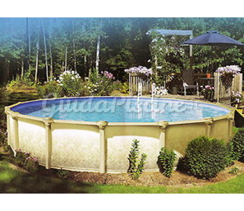 Piscine fuoriterra rigide romi for Piscine rigide