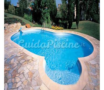 Piscina interrata fantasy busatta piscine - Piscine busatta ...
