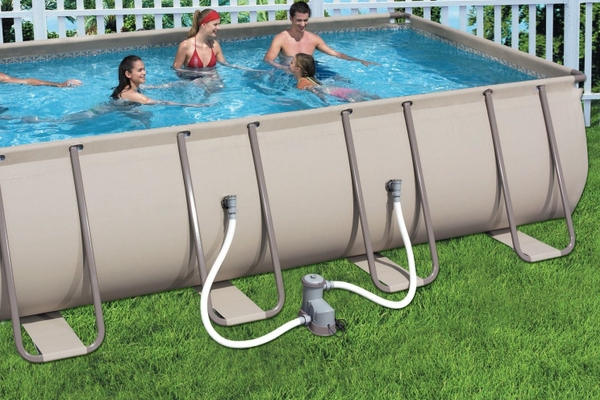 Saldatura telo piscina for Riparare piscina